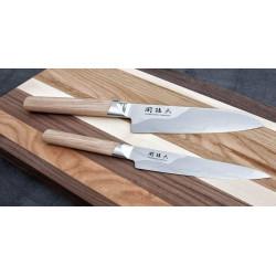 Cuchillo Santoku Kai Seki Magoroku Composite de 16,5 cm