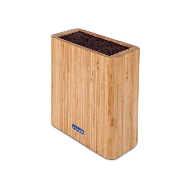 Taco vacío universal construido en bambú de Arcos