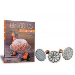 Promoción: Libro Bizcochos de webos fritos y Molde Nordic Ware