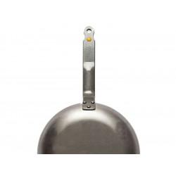 Sartén para Tortillas de Hierro Mineral B de Buyer