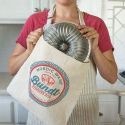 Saco de tecido Nordic Warea
