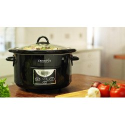 Olla de coccion lenta Crock Pot 4,7 litros