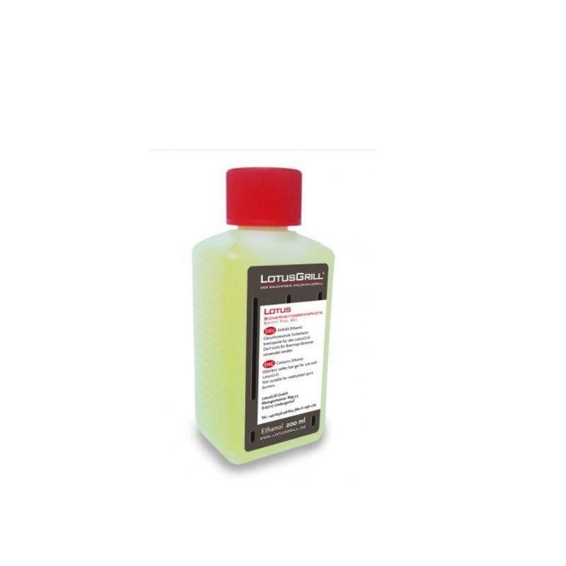 Gel Bioetanol Lotusgrill