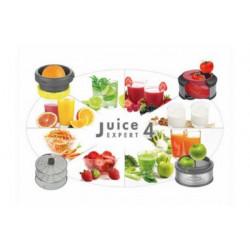 Juice Expert 4 Chrome Magimix