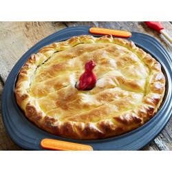 Molde para tartas con base extraíble Le Creuset