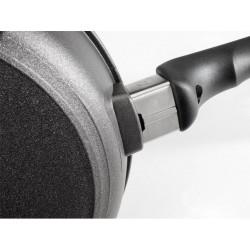 Sartén Titanio Inducción Woll Oval de 38x28 cm