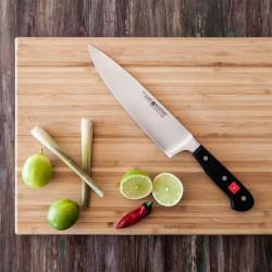 Pack Cuchillo Chef Classic Wüsthof + chaira de regalo