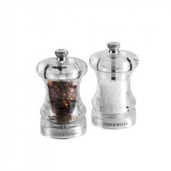 Molinillo de sal en acrílico modelo Capstan Cole & Mason