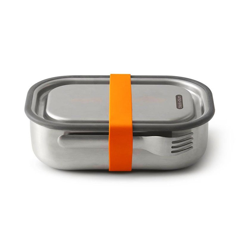 Lunch box de acero inoxidable Black + Blum