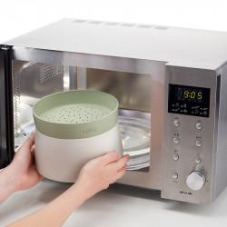 Quick quinoa & rice cooker