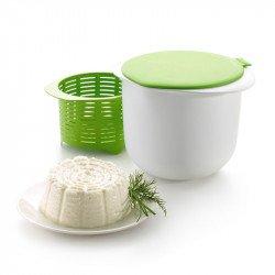Molde para queso fresco Cheese Maker Lékué