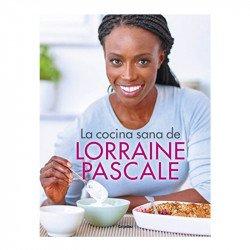 Portada del libro la cocina sana de Lorraine Pascale