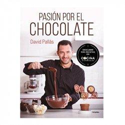 Portada del libro Pasión por el Chocolate de David Pallás
