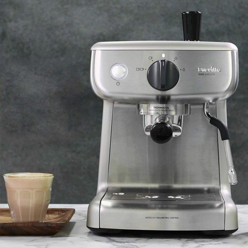 Cafetera Espresso Breville Barista Mini