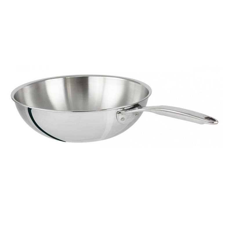 Detalle del wok Castel Pro