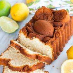 Molde Citrus blossom loaf de Nordic Ware USA