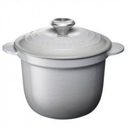 Cocotte Every Mist Grey 18 cm de Le Creuset