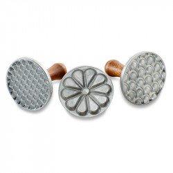 Estampadores para Galletas de Nordic Ware