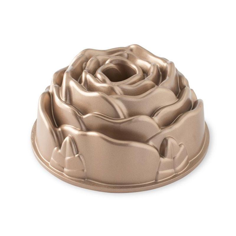 Molde Rose Bundt de Nordic Ware