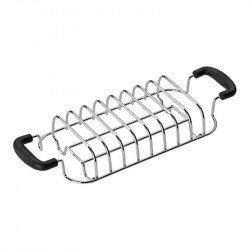 Rejilla calienta panes SMEG para tostadoras de 2 rebanadas