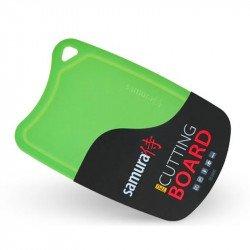Tabla de corte anti-bacteriana flexible Samura