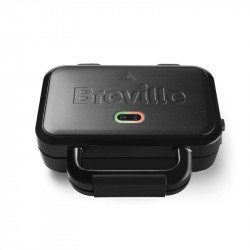 Sandwicheira torradeira com placas desmontáveis Breville