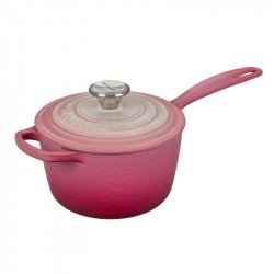 Cazo de hierro Ombré color rosa Le Creuset