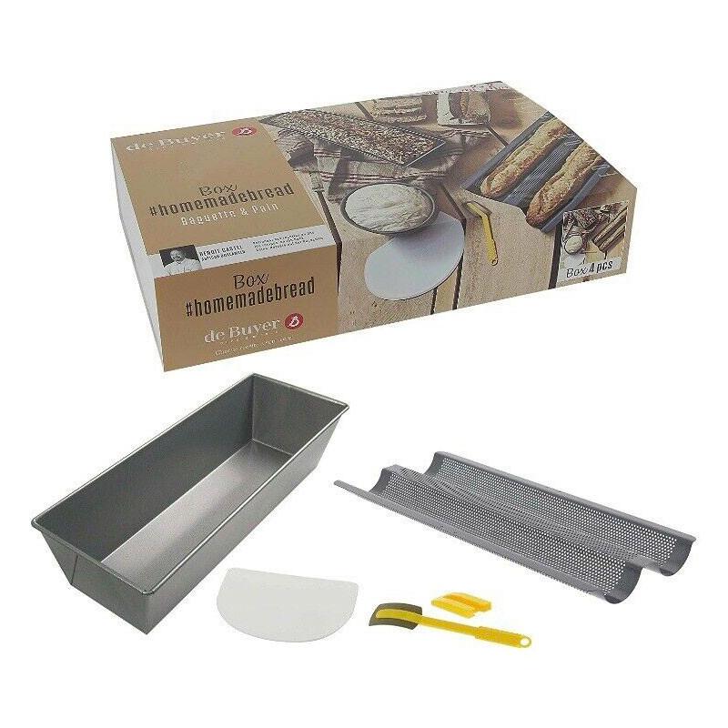 De Buyer Homebread Box Brood Kit