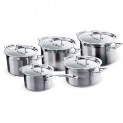 Bateria de cocina Le Creuset 5 piezas
