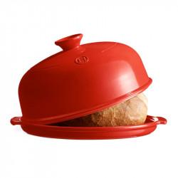 Horno Clásico para pan Emile Henry  con pan listo